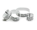 ZEBRA Z BAND QUICKCLIP ADULT WHI