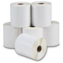 LABEL PLAIN REM 100X98 1ACS 250/R SML CRE (6 rolls)