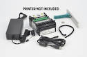 ZEBRA KR203 KIOSK PRINTER ACC KIT INC PSU