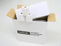 CALIBOR THERMAL PAPER 57X57 50 ROLLS/BOX